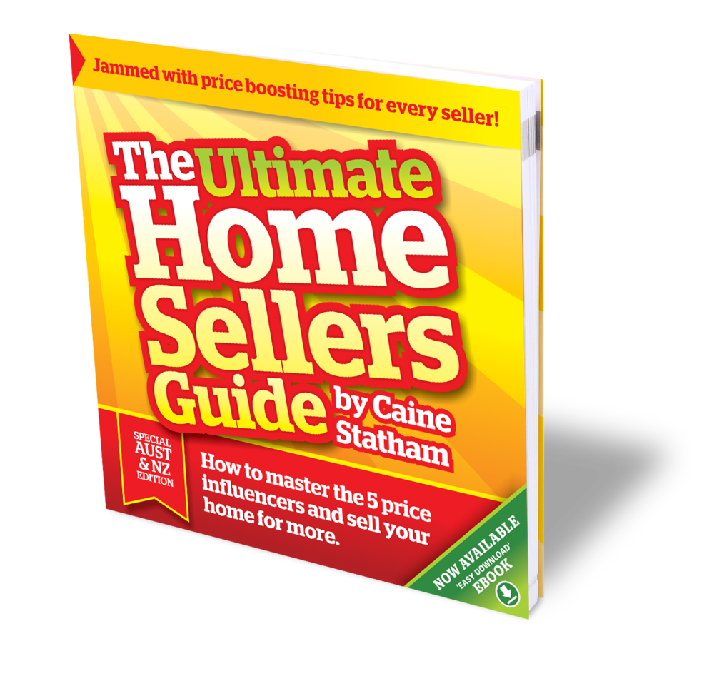 Learn how to sell your home for more - Here is a free download of  an incredibly easy to read, simple to understand book, on how to sell your home for more.
