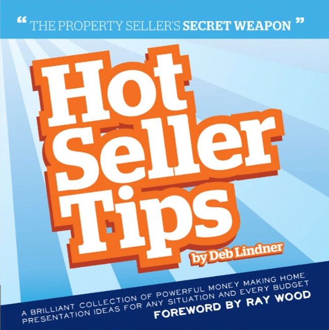 Hot Sellers Tips - This is a book that tells it as it is and reveals everything you should know before choosing an agent or selling your home yourself.