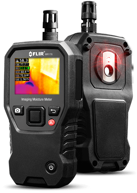 Flir MR 176 - Video 2.02 minutes. Camera starts at USD $999