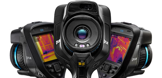 Flir EXX Series - Video is 2.07 minutes. Camera starts at USD $9000