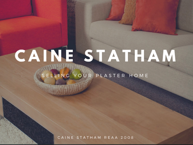 See all the benefits you get, when you deal with Caine Statham. - Here is the master plan, written out in an easy to follow, simple to understand way, a fixed fee with a guarantee.