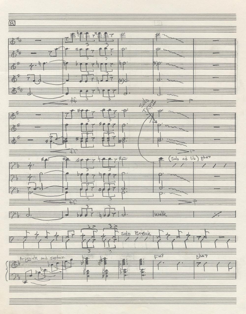 Inside Waltz score
