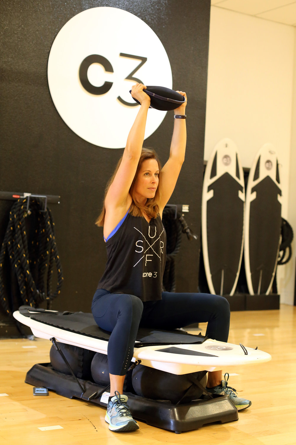 Cari Allen  SURF • CYCLE • TRX