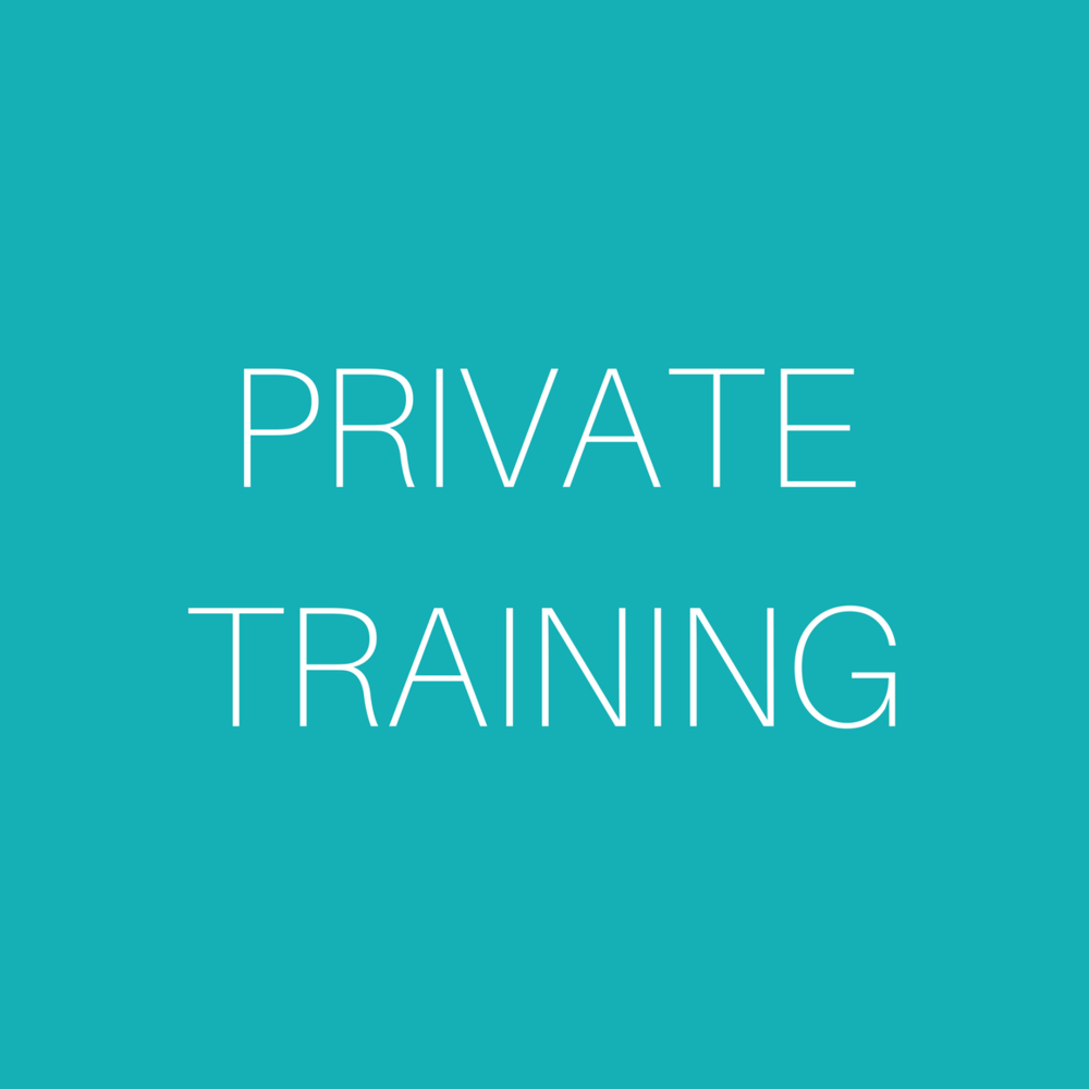 Core 3 Private Training