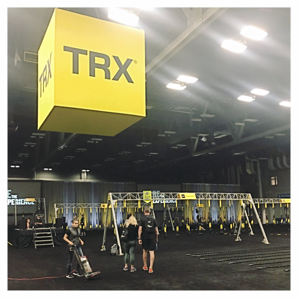 Core 3 TRX Summit