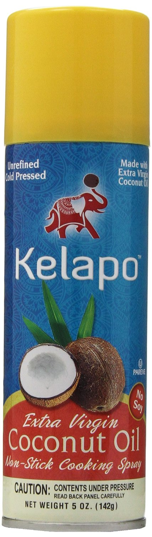 Kelapo Extra Virgin Coconut Oil Cooking Spray,
