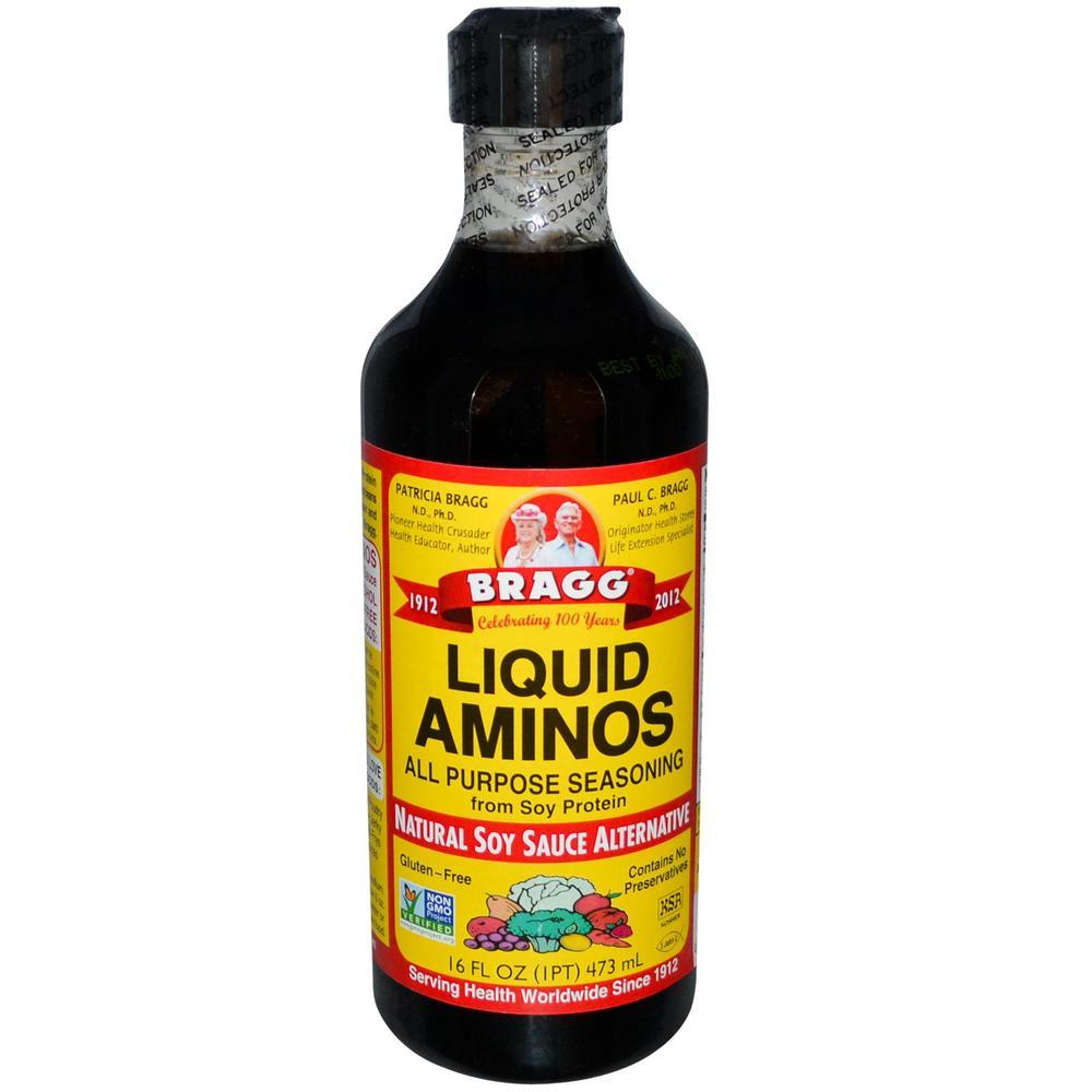 Braggs Amino Acids