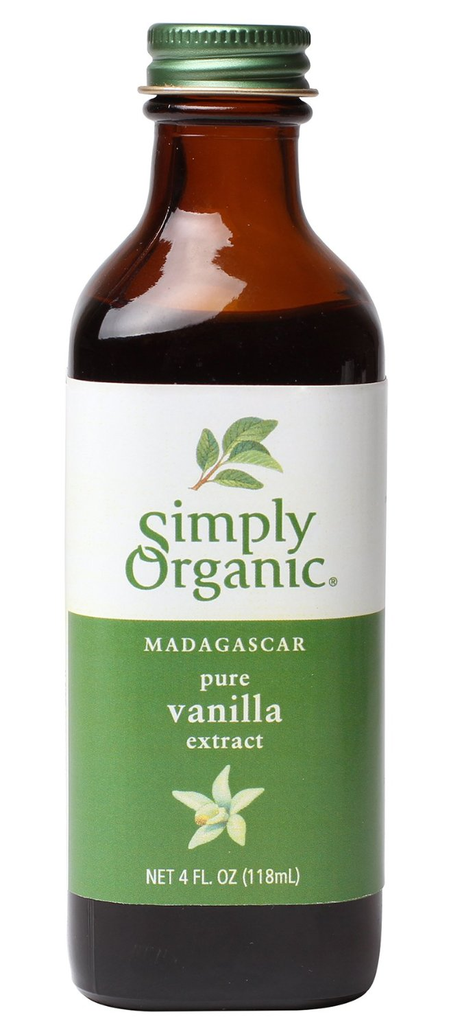 Simply Organic Pure Vanilla Extract Certified Organic