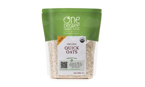 One Degree Organic Oats