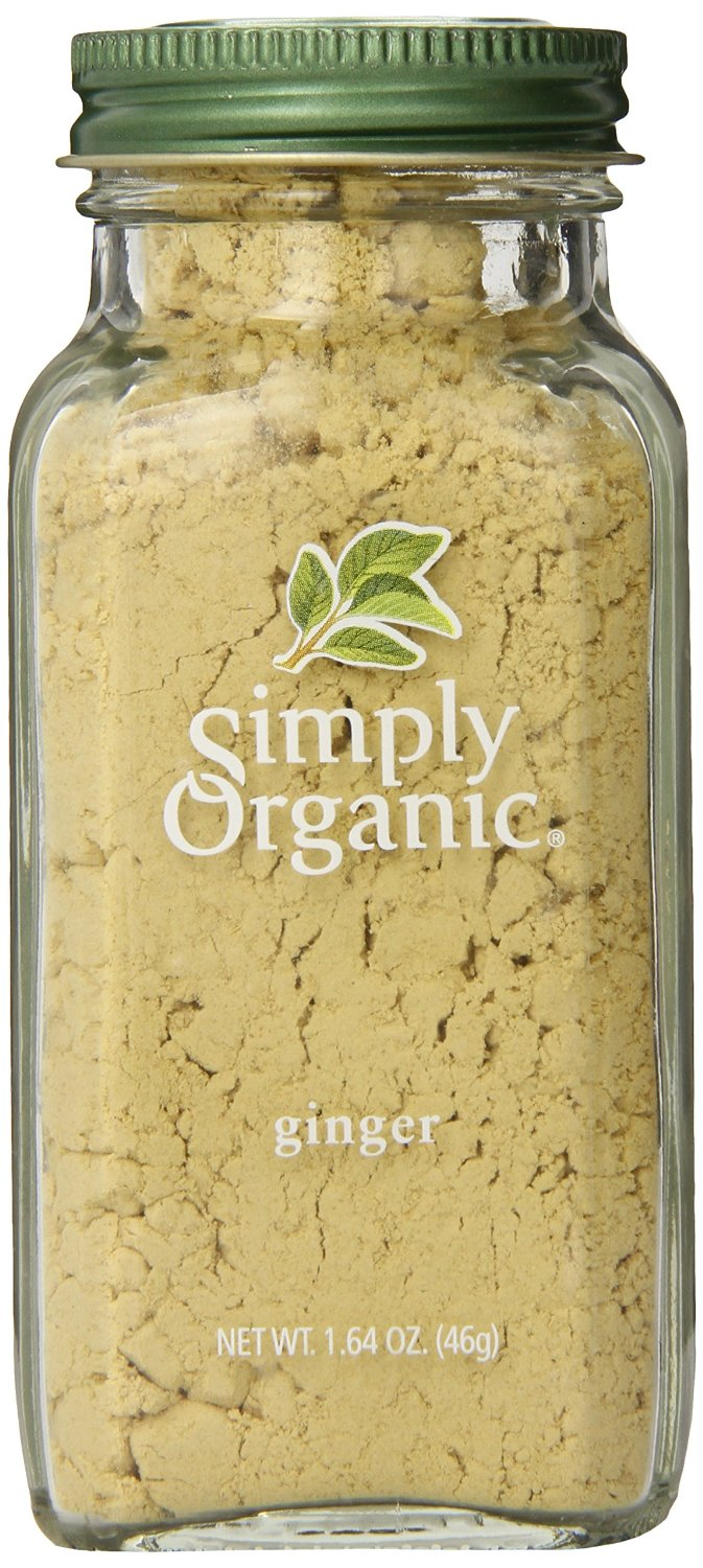 Simply Organic Ginger Root Ground
