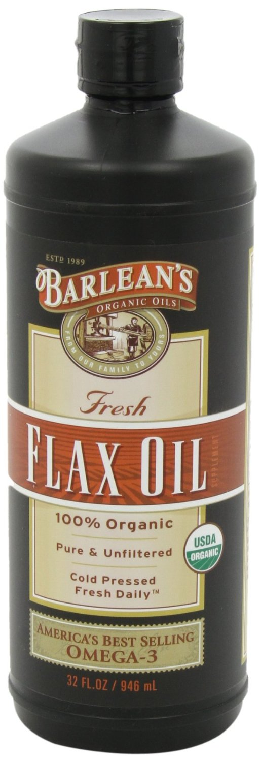 Barlean's Organic Oils Fresh Flax Oil