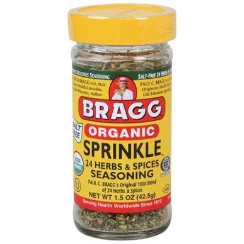 Bragg Organic Sprinkle Seasoning
