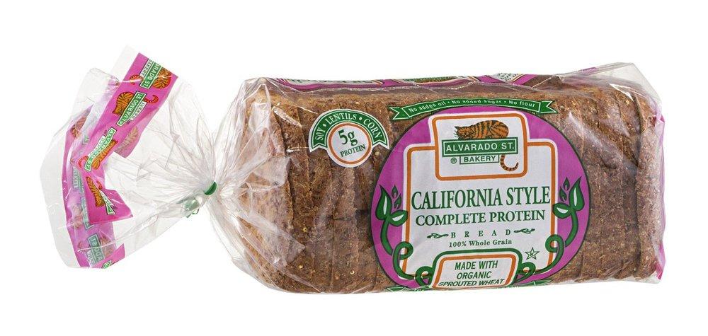 Alvarado Street Bakery Organic California Style Complete Protein Bread