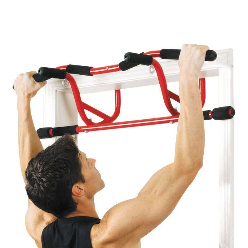 door gym workout bar 2