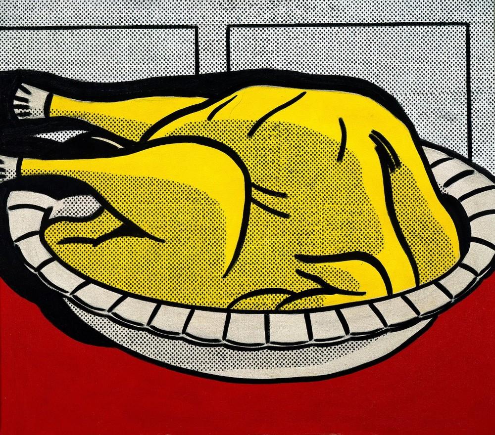 Turkey — Roy Lichtenstein