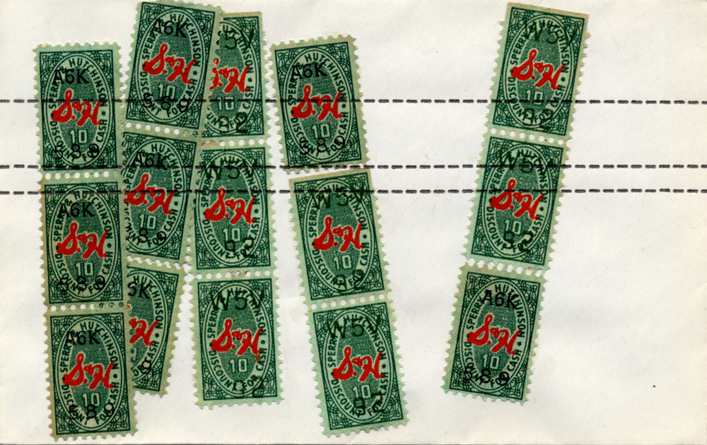 Green Stamps 04