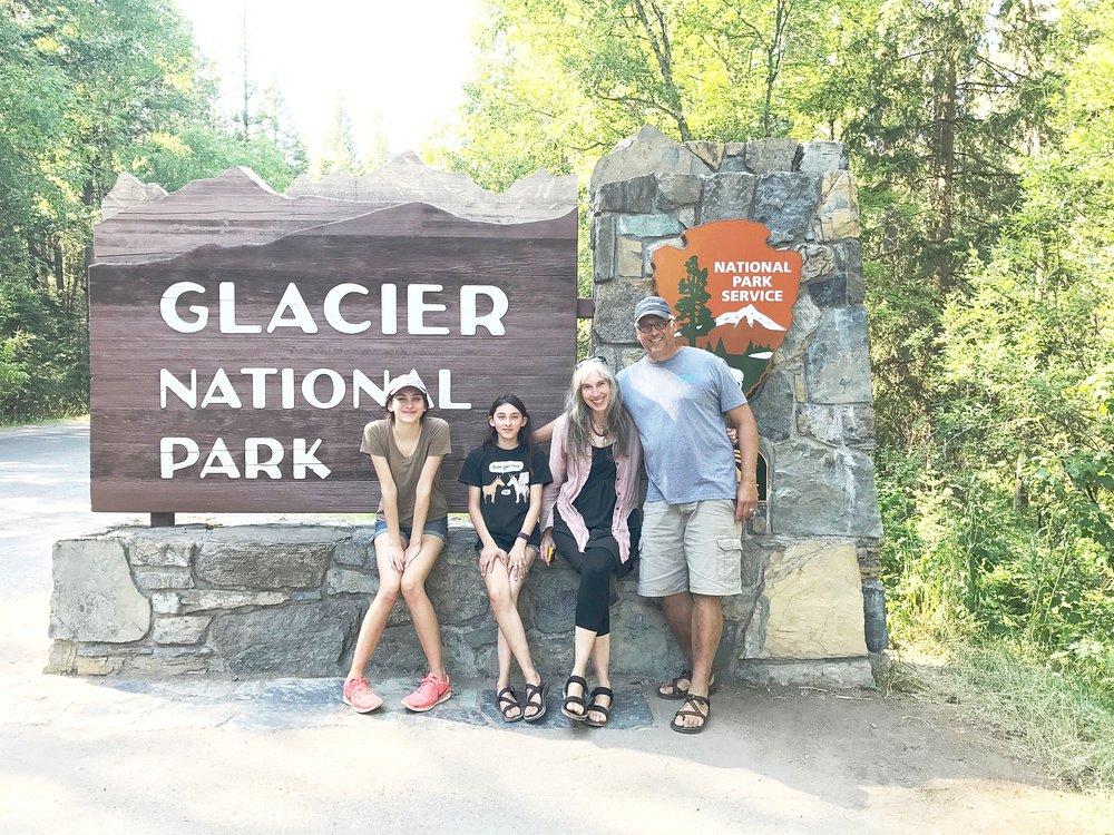 glacier family