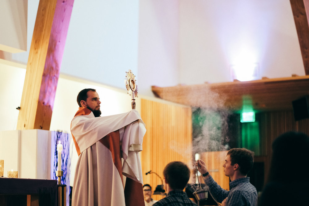 God has been stirring hearts for ages -