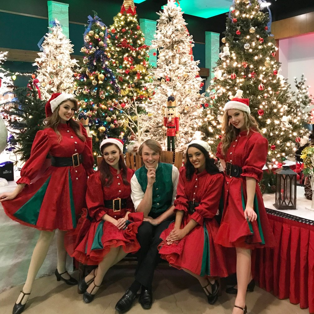Santa's Helpers *Seasonal*  Entertainment+