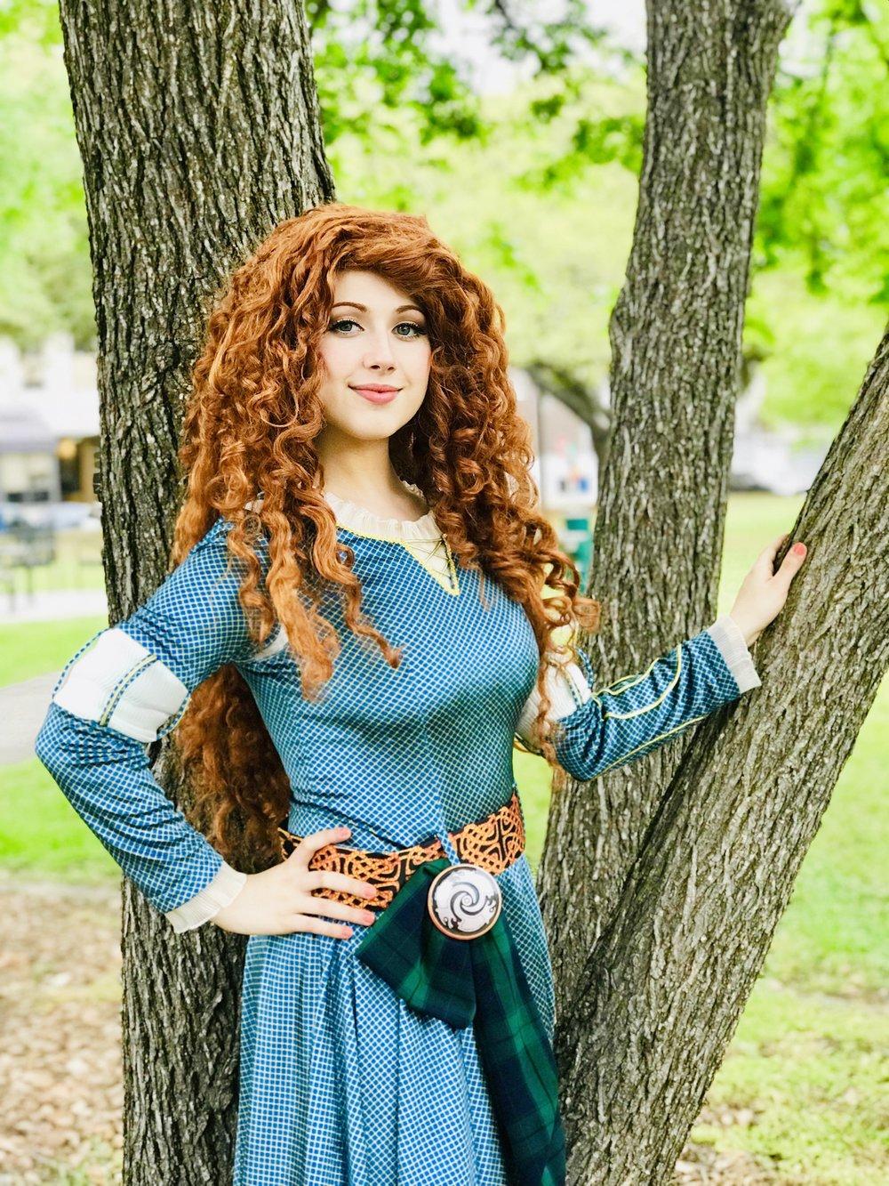 Brave Princess  Entertainment