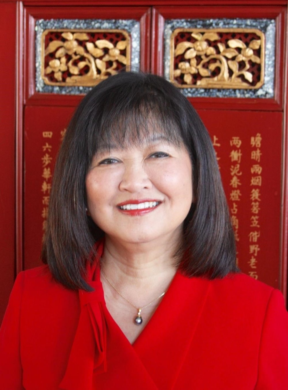 2018 SBCSC Scholarship Award Banquet Keynote Speaker: Ms. Suzanne (Sue) Chan