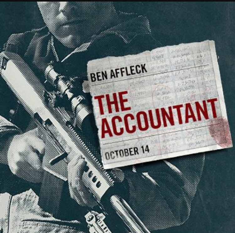 Been on a movie bender with the wifey latley. Watched : The Accountant.