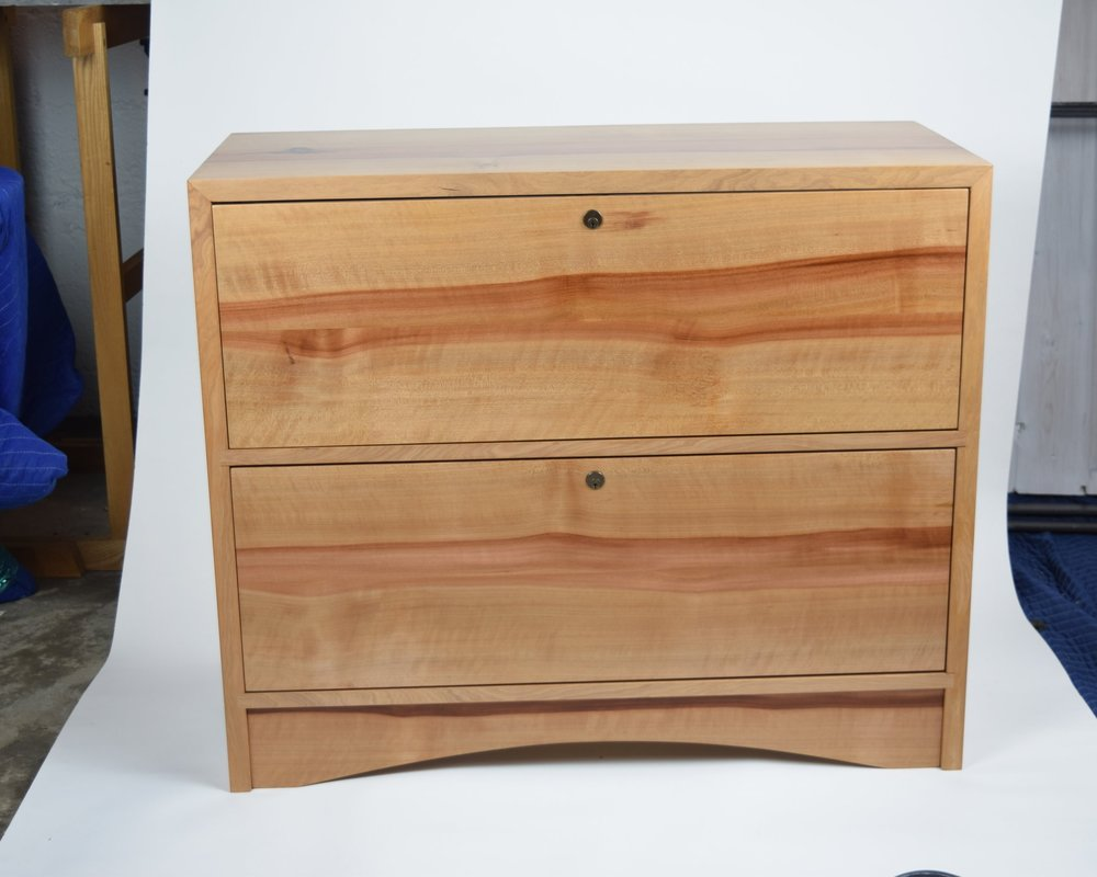 File Cabinet - Madrone