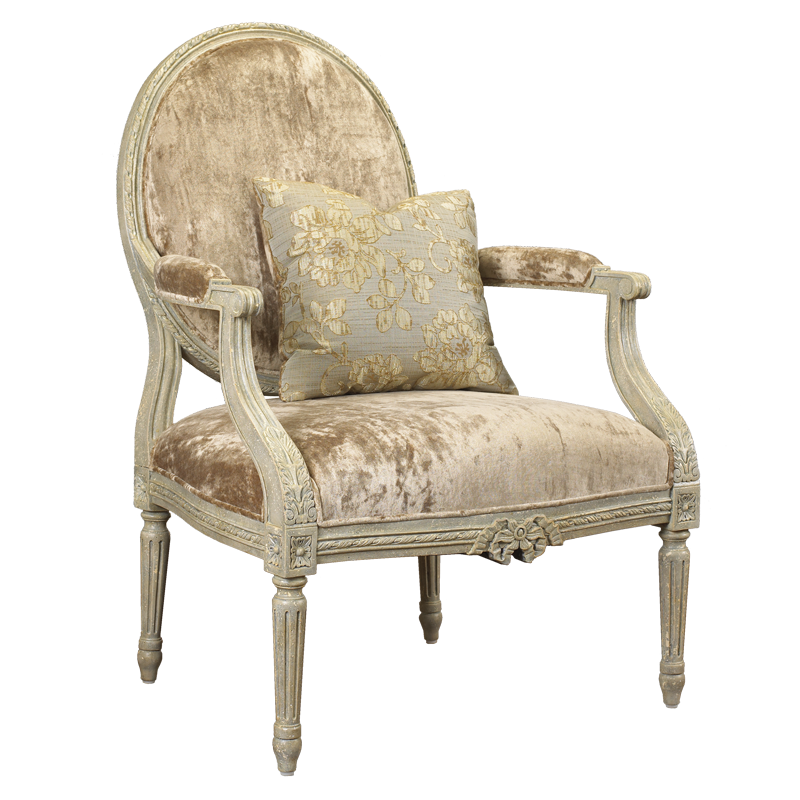 French Heritage Armchair