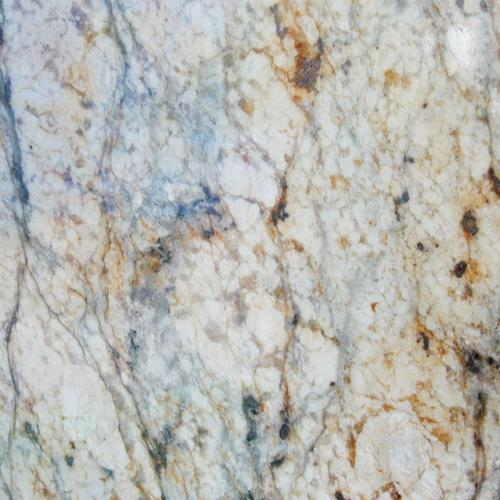 Granite is extremely durable, impervious to stains, and a great fireplace surround material!