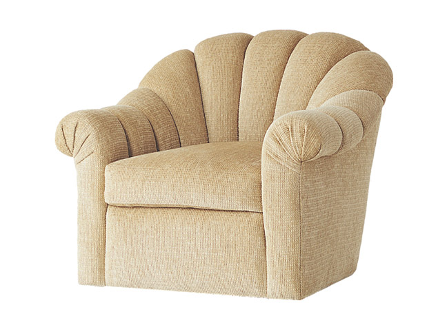 The highest end manufacturer I work with will take this chair and raise or lower it to fit your body type. They will deepen the seat, adjust the arms, anything your heart desires.