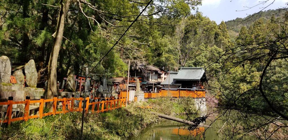Next post: Fushima Inari Shrine in Kyoto!