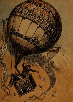 Yes, we've been asked about making a leather hot-air ballon; no, we did not take on that commission.