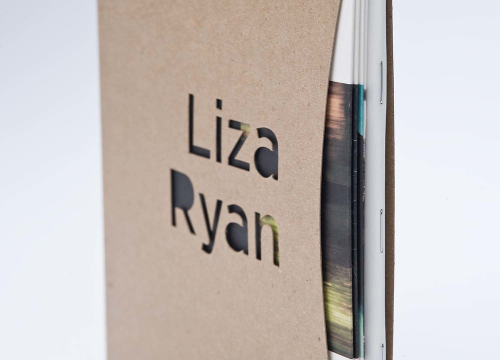 Liza Ryan: Spill, exhibition catalog, Cooley Gallery