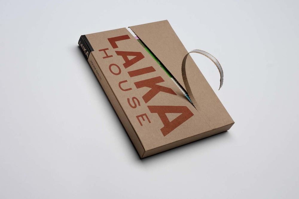 LAIKA brand launch, DVD package