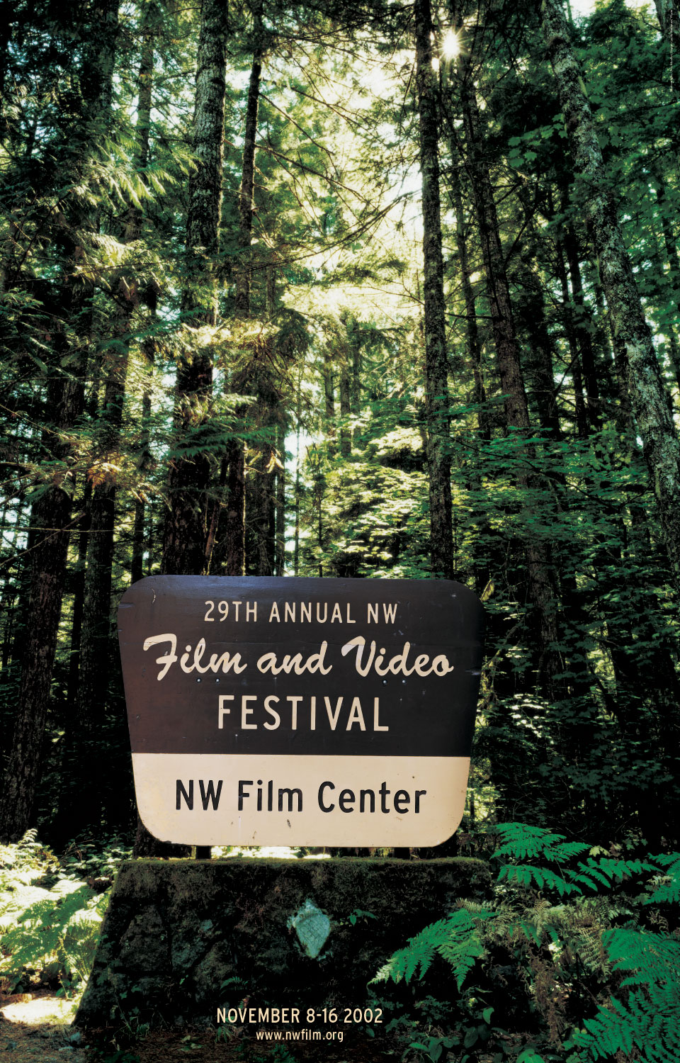 Northwest Filmmakers Festival poster