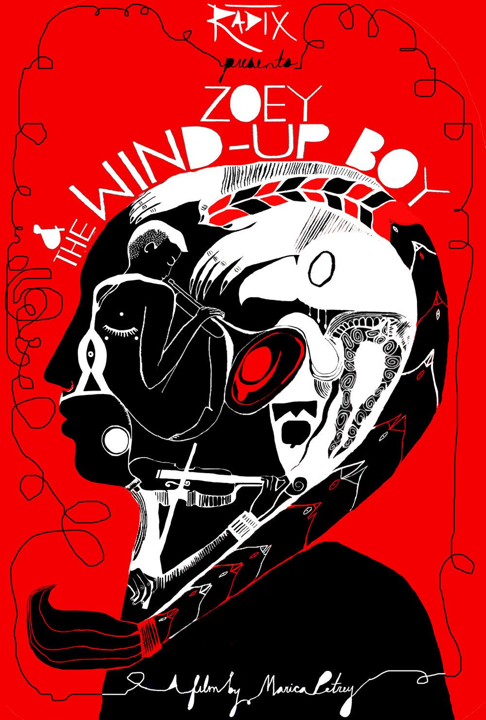 Poster Art by  mothraqueen.com