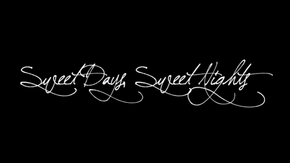 Sweet Days,Sweet Nights  Fashion Film for AliciaRosalind by N. Walsky