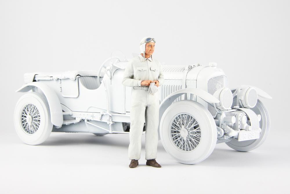 Gentleman Driver Figurine, Figutec, Scale 1:18
