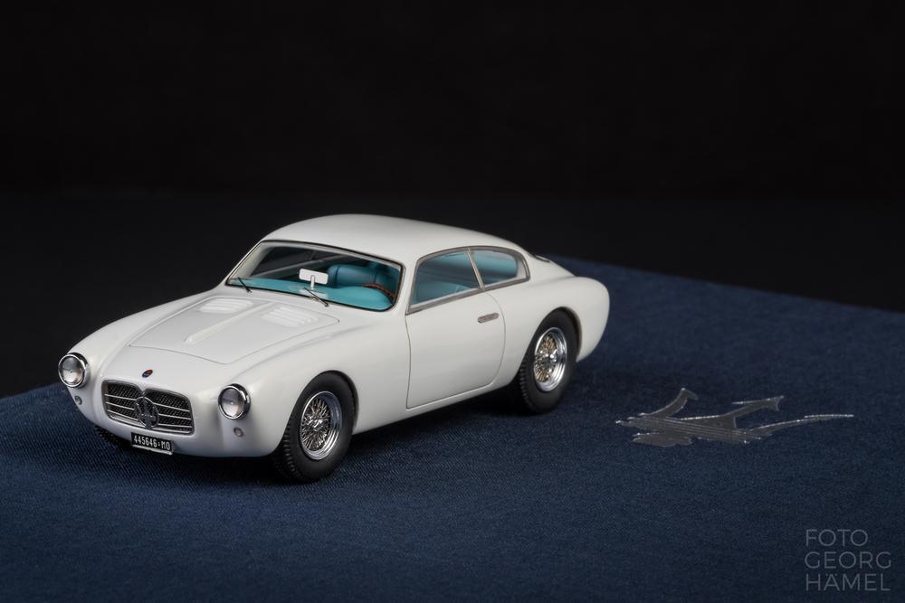 Maserati A6G 2000 GT Zagato, Neo Scale Models, Scale 1:43