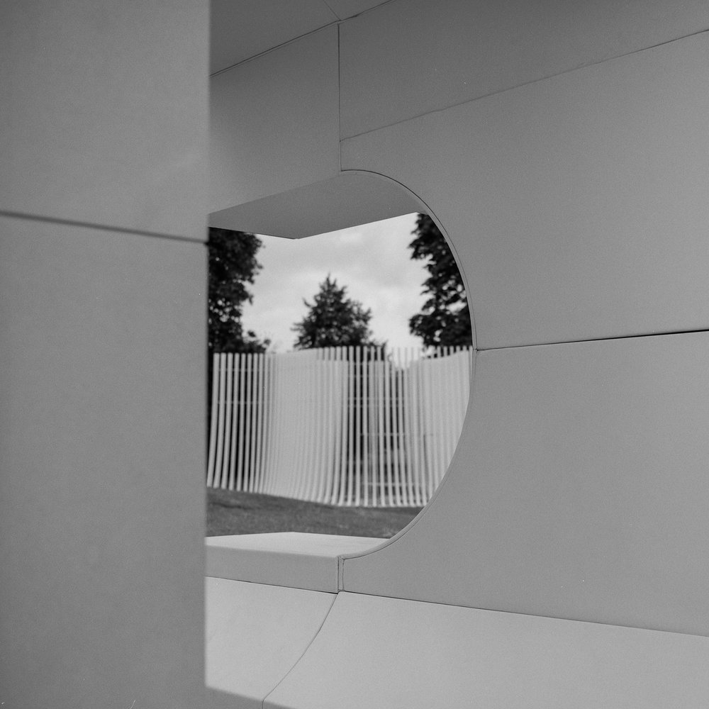 Serpentine Gallery Summer House 2016