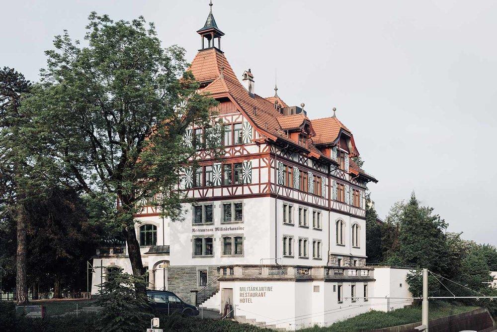 Militärkantine St. Gallen