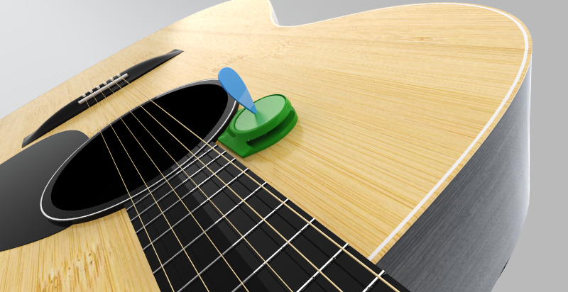 Pick Tack Guitar