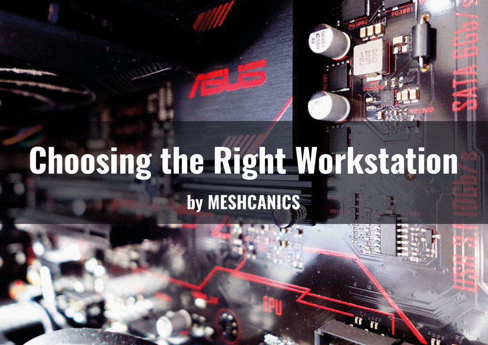 Choosing the Right Workstation