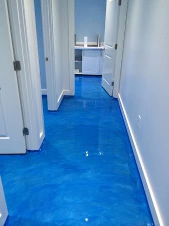 blue epoxy polished floor satin finish concrete.jpg