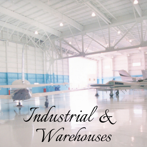 Our industrial epoxy flooring installs provide companies with cost effective, durable, robust, chip & stain resistant floors, whilst achieving professional finishes. Epoxy floors attain Health & Safety regulations with a non slip coating, reducing workplace accidents. Satin Finish Concrete has installed for Airplane hangers, warehouses, exterior plots  and more.    Find out more about industrial epoxy floors.
