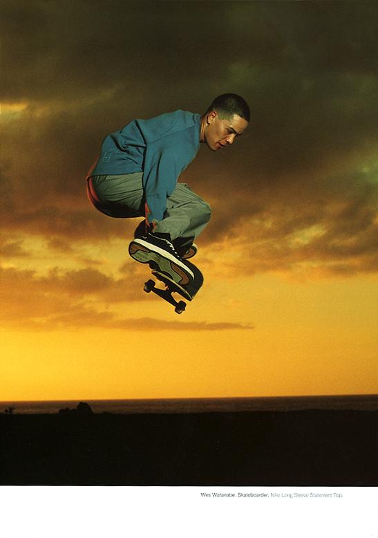 Photo : Luis Sanchez - Nike