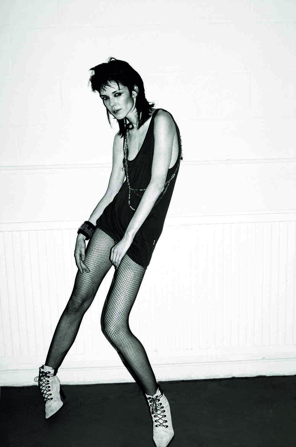 Photo : Ian Davies - Hysteric Glamour