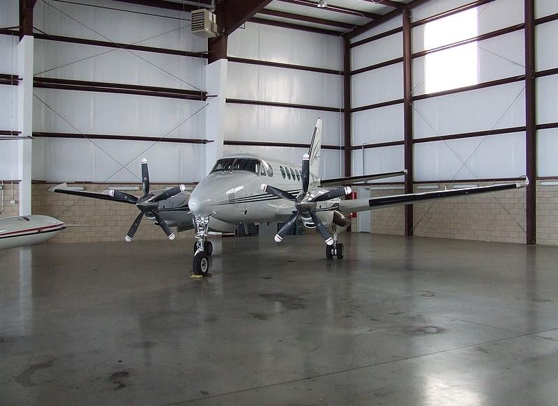 King Air B100