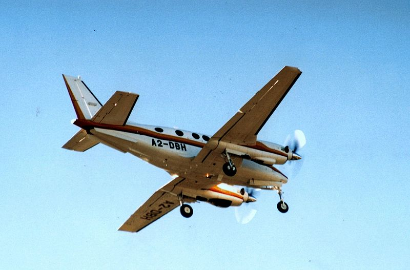 Beechcraft C-90