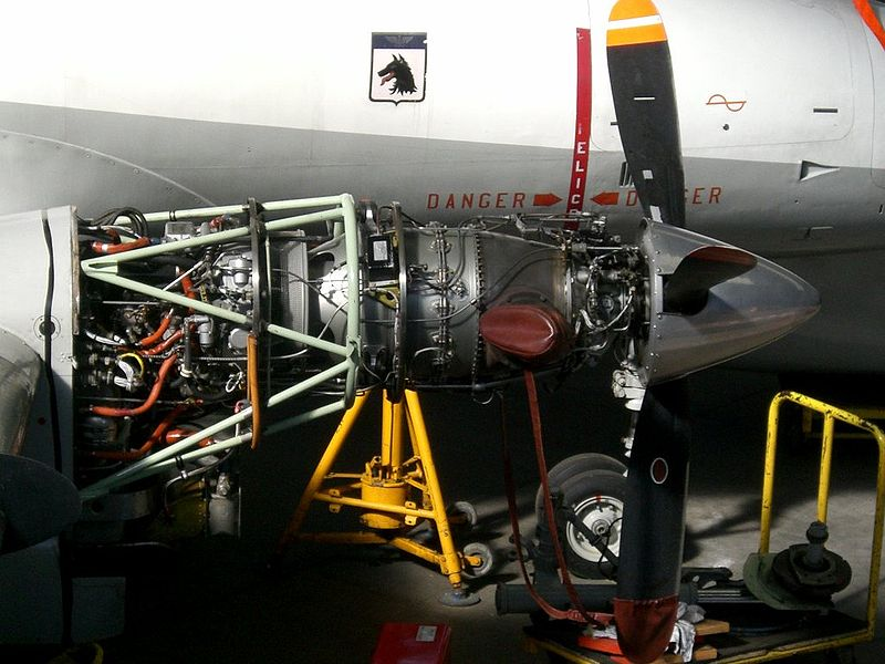 Pratt & Whitney PT6A Engine